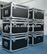Alum flight case for led video curtain 2012 hot