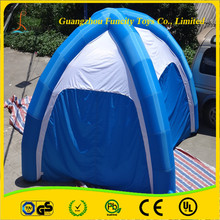 Fascinating PVC tarpaulin or oxford inflatable advertising tent, inflatable advertising cube tent, inflatable camping tent