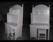 Acrylic Furniture Acrylic Table and Desk Set
