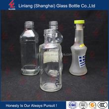 High Quality Glass Bottles Glass Jar for Soft Drink 67