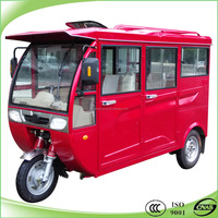 New model cng 4 seats tricycle for passenger