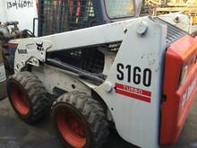 Used bobcat S160 skid steer loader ,bobcat s160 for sale
