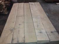 European white oak lumbers - KD