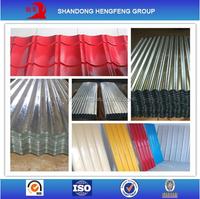Zinc Galvalume Metal Building Roofing Sheet Price