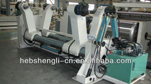 corrugated paperboard 3,5 7 ply production line width 2000 speed 150m/min