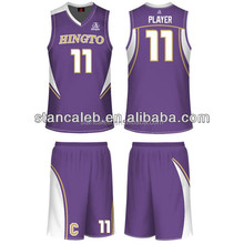 Stan Caleb tackle twill Cheap custom athletic basketball jerseys wear from China factory reversible