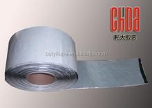 Aluminum foil faced butyl sealant tape manufacturer