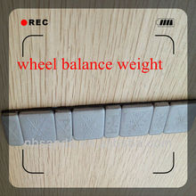 wheel balance weight