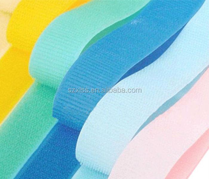 Auto ruban adhésif velcro, bande de tissu double face pour le vêtement