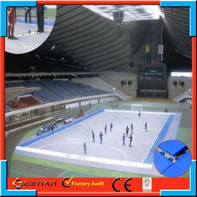 polypropylene futsal flooring price factory