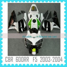 For HONDA CBR600RR F5 2003 2004 Motorcycle ABS custom racing fairing kit body kit body work