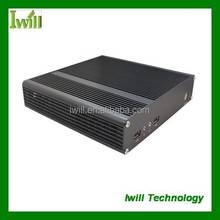 Aluminium mini itx computer case for high quality industrial computer