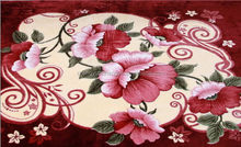 Designer classical newest wool embroidered carpet or rug