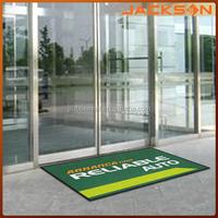 boutique shop center entrance outdoor mat