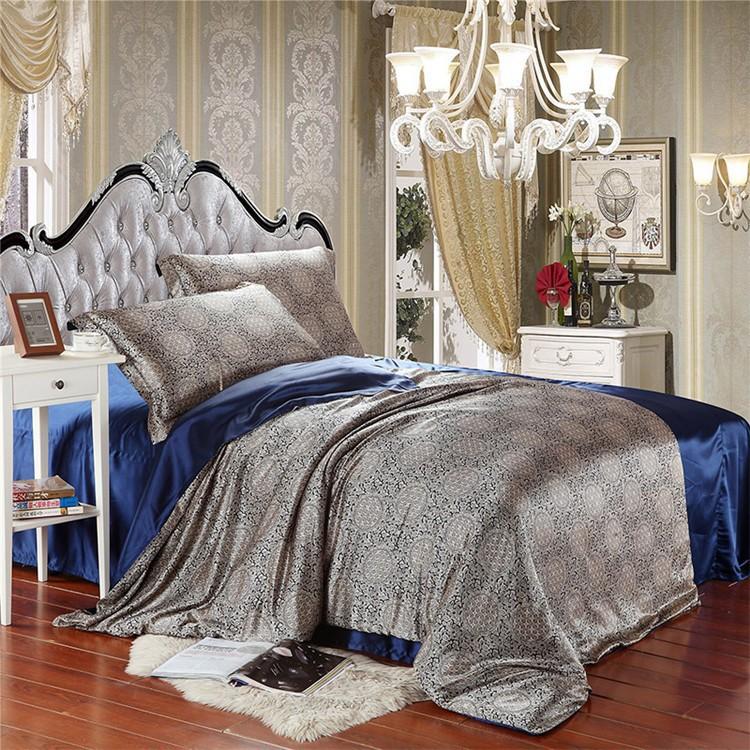 Silk Bedding Sets (3)