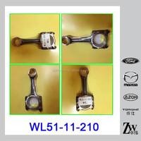 Engine 2.5 Diesel Engine Mazda WL Parts Engine Connecting Rod WL51-11-210