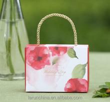 China 2015 portable and joyful chest creative wedding gift candy box