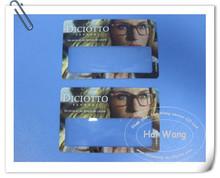 2015 Cheap price LOGO Printing large glass magnifier lens