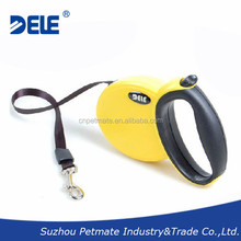 Classical nylon dog leash retractable material does NOT burn your skin