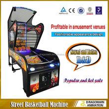 2015 hot sale indoor basketball game play free basktball games basketball arcade for sale