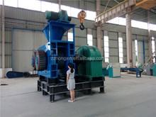 Supply new type mineral powder ball pressing machine gypsum briquette making machine
