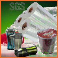 pof tube film packaging plastic protect film