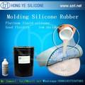 Platino cure rtv 2 líquido de caucho de silicona moldes para yeso y piedra chapa