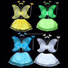 New Design chicken mid joint Angel Gauze wing Masquerade
