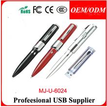 Wholesale Cheap Memory Stick Pen Shape USB 2.0 ,Promotional U Disk Pen With Company Logo