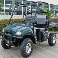 mammoth 800cc 4WD all terrain utility vehicle