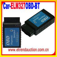 Car-elm327 bluetooth automático del escáner pc del coche de diagnóstico obdii v1.4 lector de código de