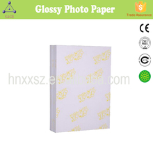 Best qualified double side high glossy inkjet photo sticker paper