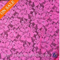 Pink hig quality nylon cotton lace cord