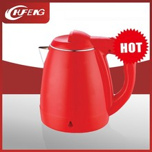 lowest price wholesale red kettles made in China
