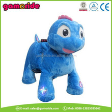 AT0601 outdoor playground rocking spring horse zippy aniaml toy rides for smart kids