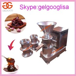 Rose jam grinding machine, grinder