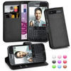 PU Leather Hotsell Wallet Slot Card Holder Leather Case For blackberry classic