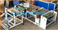 Industrial Sewing Machine Automatic Polypropylene Woven Bag Cutting and Stitching Machine