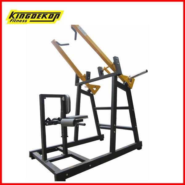 lateral pull machine
