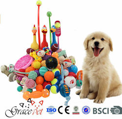 [Grace Pet] Smart Dog Toy Pet Toy Rubber Material