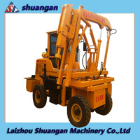 2015 Road Construction and Maintenance Machine