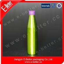 high quality 350ml metal beverage bottle for soda bottles