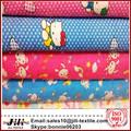100% crianças algodão pijamas de flanela tecido