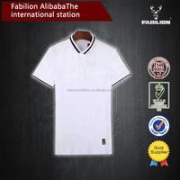 Men's short sleeve summer 2015 new T-shirt mercerized cotton polo shirt lapels tide wholesale of dollar polo t shirts
