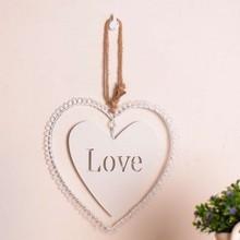 cosecha de adornos para el hogar accesorios para el hogar hogar amor meatl signo
