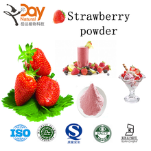 Hot Sale Food Grade Fruit Extract High Quality Pure Natural Strawberry Powder