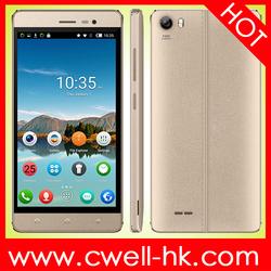 X-BQ P9 5.0 inch quad core dual sim 1GB RAM 8GB ROM custom android mobile phone