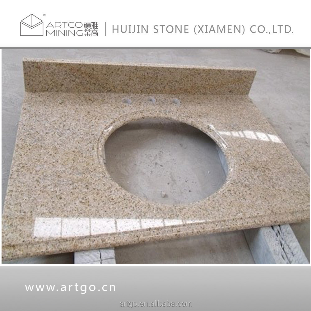 Cheapest Place To Buy Granite Countertops : Chinese Cheap Yellow Granite Countertop,G682 Countertop Worktop - Buy ...