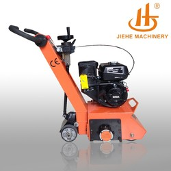 Gasoline asphalt scarifying machine with KOHER CH440(CH395) motor and CE for sale (JHE-250K)