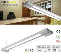 G4 base Silver ROHS t5 aluminum office led vintage industrial battery operated pendant led light